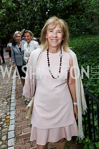 Nancy Taylor Bubes. Photo by Tony Powell. 2017 Tudor Place Garden Party. May 24, 2017