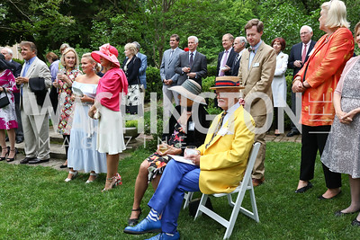 Photo by Tony Powell. 2017 Tudor Place Garden Party. May 24, 2017
