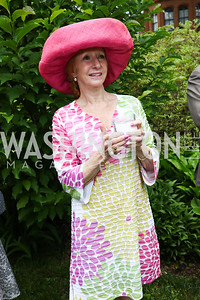 Nancy Martin. Photo by Tony Powell. 2017 Tudor Place Garden Party. May 24, 2017