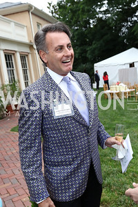 James Figetakis. Photo by Tony Powell. 2017 Tudor Place Garden Party. May 24, 2017