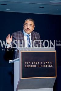 Bob Hisaoka. Photo by Tony Powell. 2017 VIP Exotic Car & Luxury Lifestyle Reception. January 25, 2017