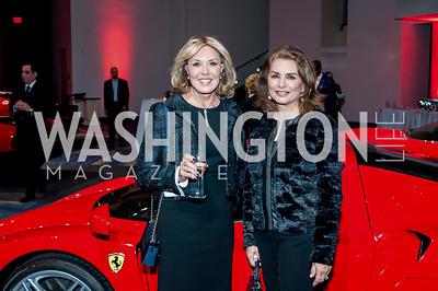 Alice Blair, Sheila Saleh. Photo by Tony Powell. 2017 VIP Exotic Car & Luxury Lifestyle Reception. January 25, 2017