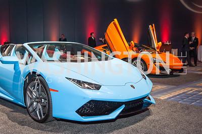 2017 VIP Exotic Car & Luxury Lifestyle Reception   Tony Powell