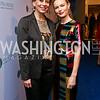 Human Rights Award Honoree Nadia Bushnaq, Kate Bosworth. Photo by Tony Powell. Vital Voices 2017 Global Leadership Awards. Kennedy Center. March 8, 2017