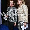Marcia Carlucci, Maggie Shannon. Photo by Tony Powell. Vital Voices 2017 Global Leadership Awards. Kennedy Center. March 8, 2017