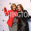 Lidia Soto-Harmon, Stephenie Foster. Photo by Tony Powell. Vital Voices 2017 Global Leadership Awards. Kennedy Center. March 8, 2017