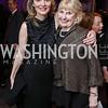 Alyse Nelson, Mary Yerrick. Photo by Tony Powell. Vital Voices 2017 Global Leadership Awards. Kennedy Center. March 8, 2017