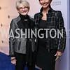 Kay Ellen Consolver, Liz Friedman. Photo by Tony Powell. Vital Voices 2017 Global Leadership Awards. Kennedy Center. March 8, 2017