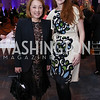 Sachiko Kuno, Kate Goodall. Photo by Tony Powell. Vital Voices 2017 Global Leadership Awards. Kennedy Center. March 8, 2017