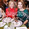 Jean-Marie Fernandez, Catherine Zimmermann. Photo by Tony Powell. 2017 WB Nutcracker Tea. NMWA. December 10, 2017