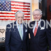 Paul Quinn and Tom Quinn. Photo by Tony Powell. 2017 WHCD Bytes & Bylines. DTR Modern Galleries. April 27, 2017