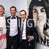 Ashley Chang, Ben Chang, Jeremy Pelofsky. Photo by Tony Powell. 2017 WHCD Bytes & Bylines. DTR Modern Galleries. April 27, 2017