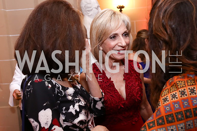 Andrea Mitchell. Photo by Tony Powell. 2017 WHCD MSNBC After Party. OAS. April 29, 2017