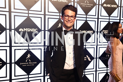 MSNBC Correspondent Jacob Soboroff. Photo by Tony Powell. 2017 WHCD MSNBC After Party. OAS. April 29, 2017