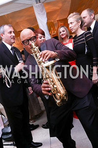 Ski Johnson. Photo by Tony Powell. 2017 WHCD Pre-parties. Hilton Hotel. April 29, 2017