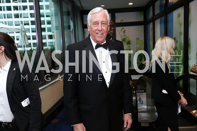 Democratic Whip Steny Hoyer. Photo by Tony Powell. 2017 WHCD Pre-parties. Hilton Hotel. April 29, 2017