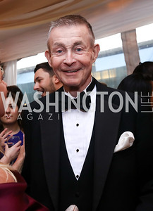 Bill Plante. Photo by Tony Powell. 2017 WHCD Pre-parties. Hilton Hotel. April 29, 2017