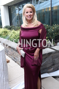 ABC's Rita Cosby. Photo by Tony Powell. 2017 WHCD Pre-parties. Hilton Hotel. April 29, 2017