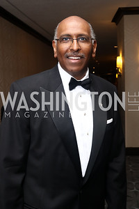 MSNBC Political Analyst and former RNC Chair Michael Steele. Photo by Tony Powell. 2017 WHCD Pre-parties. Hilton Hotel. April 29, 2017