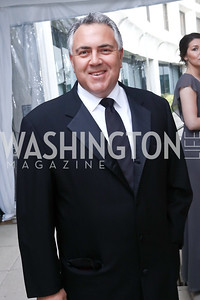 Australia Amb. Joe Hockey. Photo by Tony Powell. 2017 WHCD Pre-parties. Hilton Hotel. April 29, 2017