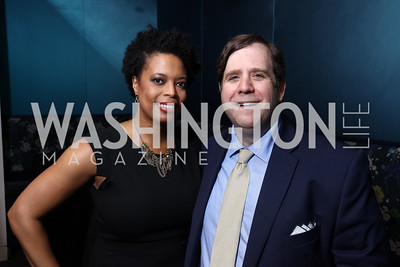 Allie Wright, Adam Falkoff. 2017 WHCD Toast to the 1st Amendment. April 28, 2017