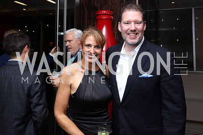 Rebecca Cooper, Doug Heye. 2017 WHCD Toast to the 1st Amendment. April 28, 2017