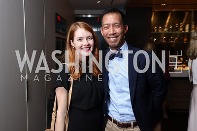 Alexis Krieg, Ben Chang. 2017 WHCD Toast to the 1st Amendment. April 28, 2017