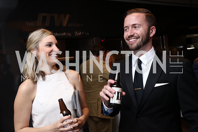 Ashley Reynolds, Steven Smith. 2017 WHCD Toast to the 1st Amendment. April 28, 2017