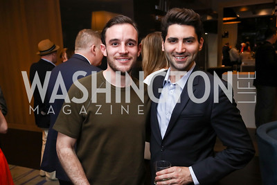 Justin Durbin, Christian LaBella. 2017 WHCD Toast to the 1st Amendment. April 28, 2017