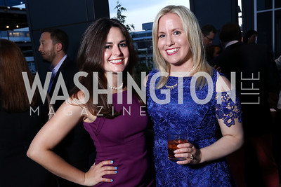 Sally Rey, Erica Moody. 2017 WHCD Toast to the 1st Amendment. April 28, 2017