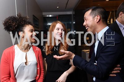 Alex Phillips, Alexis Krieg, Ben Chang. 2017 WHCD Toast to the 1st Amendment. April 28, 2017