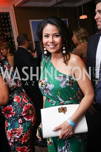 Angie Goff. Photo by Tony Powell. 2017 WHCD United Talent Agency Event. Fiola Mare. April 28, 2017