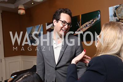 Marc Adelman. Photo by Tony Powell. 2017 WHCD United Talent Agency Event. Fiola Mare. April 28, 2017