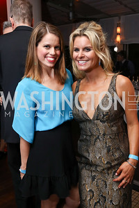 Adrienne Watson, Adrienne Elrod. Photo by Tony Powell. 2017 WHCD United Talent Agency Event. Fiola Mare. April 28, 2017