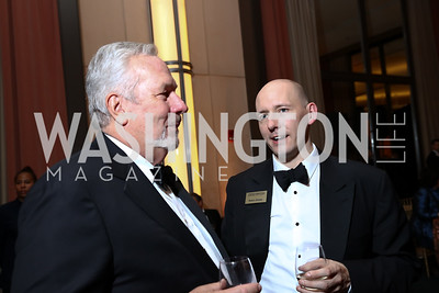 "Robert Ainsley. Photo by Tony Powell. 2017 WNO ""Aida"" Opening Night Dinner. Kennedy Center. September 10, 2017"