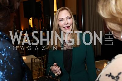 "Susan Lehrman. Photo by Tony Powell. 2017 WNO ""Aida"" Opening Night Dinner. Kennedy Center. September 10, 2017"