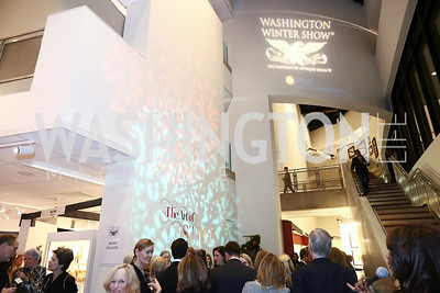 Photo by Tony Powell. 2017 WWS Preview Night. Katzen Center. January 12, 2017