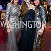 "Jean-Marie Fernandez, Julie Kent, Anna Trone. Photo by Tony Powell. 2017 Washington Ballet ""We Choose the Moon"" Gala. Air & Space Museum. May 12, 2017"