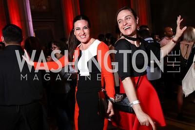 Begonia Sevilla, Carmen Sevilla. Photo by Tony Powell. 2017 WeWork Creator Awards. Mellon Auditorium. March 28, 2017