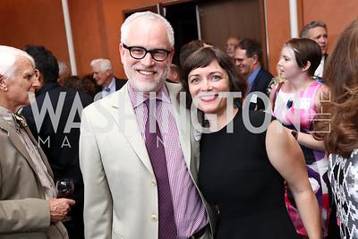 John and Johanna Derlega. Photo by Tony Powell. 2017 Will on the Hill. Harman Center for the Arts. June 12, 2017