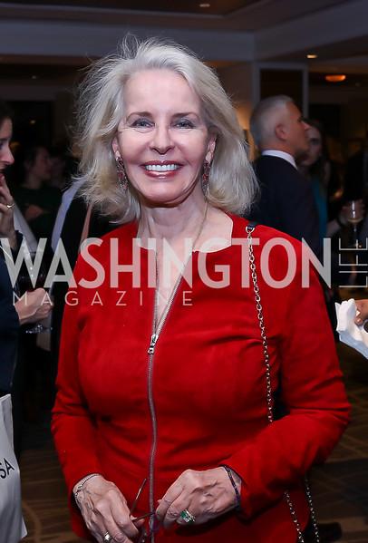 Sally Quinn. Photo by Tony Powell. 2017 Women Rule Summit Kickoff. Four Seasons. December 4, 2017