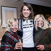 Erin Streeter, Alexis Williams, Gloria Dittus. Photo by Tony Powell. 2017 Women Rule Summit Kickoff. Four Seasons. December 4, 2017
