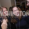Gloria Borger, Lee Satterfield, Robert Allbritton. Photo by Tony Powell. 2017 Women Rule Summit Kickoff. Four Seasons. December 4, 2017