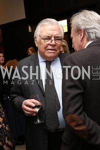 Roland Flamini. Photo by Tony Powell. 2017 YCA Gala. Residence of Germany. April 6, 2017
