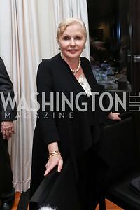 Judy Esfandiary. Photo by Tony Powell. 2017 YCA Gala. Residence of Germany. April 6, 2017