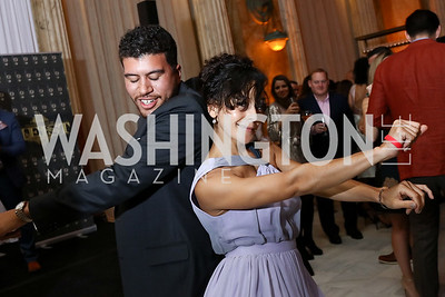 Andrew Jacobson, Christine Vargas. Photo by Tony Powell. 2018 YGL. Union Station. November 10, 2017