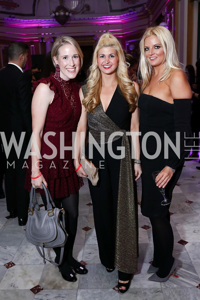 Lindley Thornburg, Josie Taylor, Krista Johnson. Photo by Tony Powell. 2018 YGL. Union Station. November 10, 2017