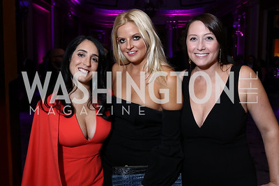 Catherine Trifiletti, Krista Johnson, Heather Guay Yoo. Photo by Tony Powell. 2018 YGL. Union Station. November 10, 2017
