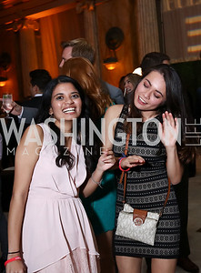 Vaidehi Patel, Mika MacDonald. Photo by Tony Powell. 2018 YGL. Union Station. November 10, 2017