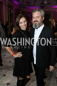 Tatiana Pastukhova, Sandro Kereselidze. Photo by Tony Powell. 2018 YGL. Union Station. November 10, 2017